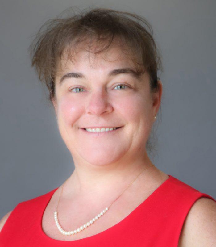 Leigh Anne Johnson, CISR